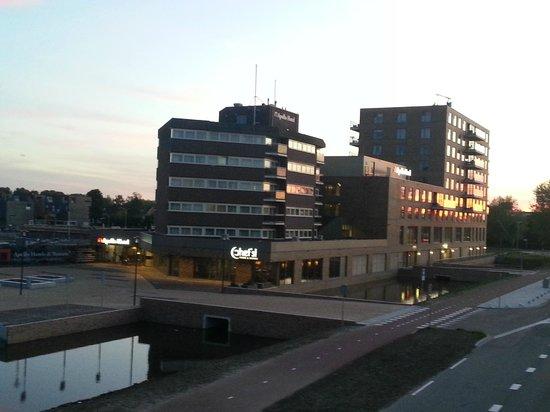 Apollo Hotel Papendrecht: Hotel view