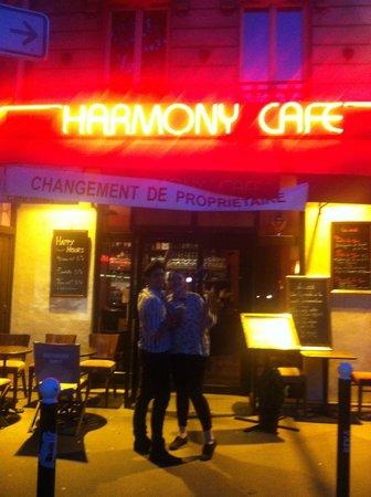 Harmony cafe paris montparnasse restaurant reviews for Harmony hotel paris