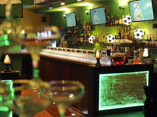 Hinchada Sport Bar: Hinchada bar