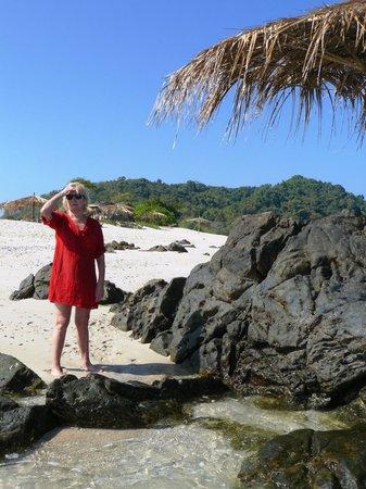 Thande Beach Hotel: On the Beach