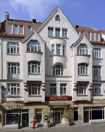 Best Western Hotel Erfurt Bahnhofstra Ef Bf Bde