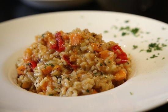 Velvet: Risotto Vegetarian 素食意大利飯