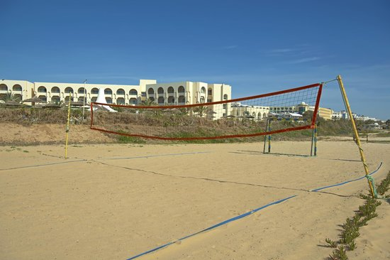 IBEROSTAR Averroes: Beach Volley