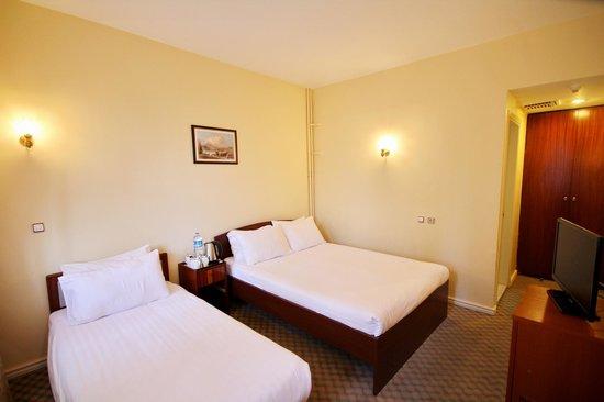 Historia Hotel: Standard Triple Room