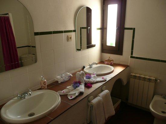 Casa Jazmin: просторная ванная