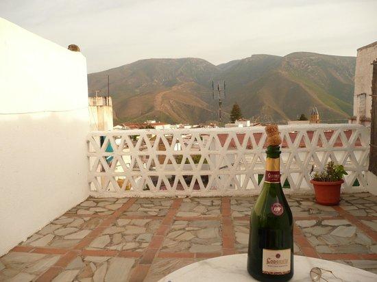 Casa Jazmin : с балконом очень удобно!