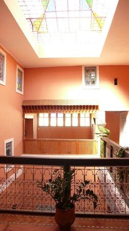 Riad Anne de Meknes: 1er étage