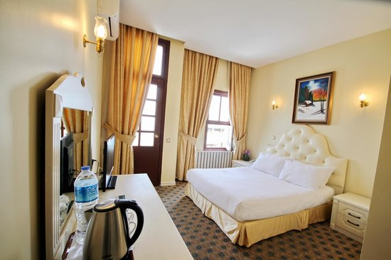 Historia Hotel: Double Room with Sea View