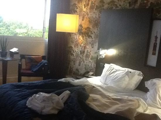 Hotel La Guérinière Photo