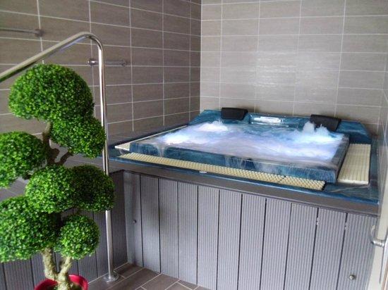Hôtel Calme des Pins: Mon coin préféré... le spa !!!