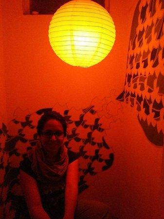 Ахмадабад, Индия: The Champi massage room