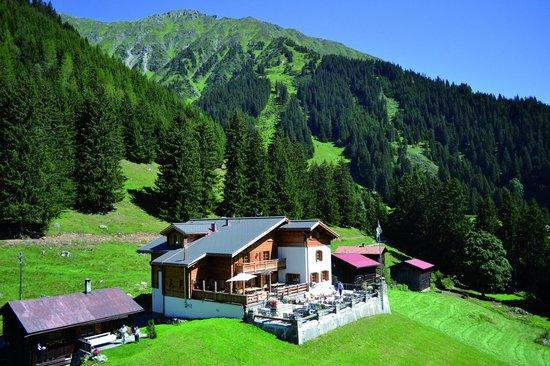 Berghaus Alpenroesli