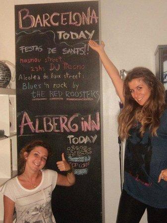 Alberguinn Sants Youth Hostel : yes.1