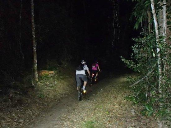 Bike N Hike Adventure Tours: Couples Riding