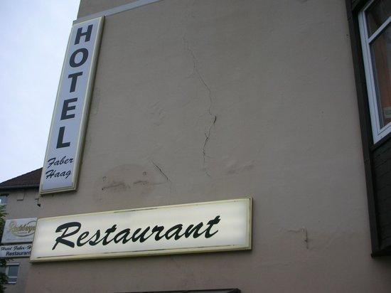 Hotel Faber: Außenansicht