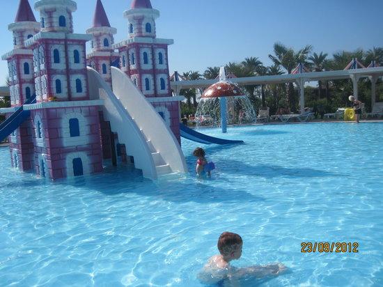 Club Calimera Serra Palace: Cocuk havuzu