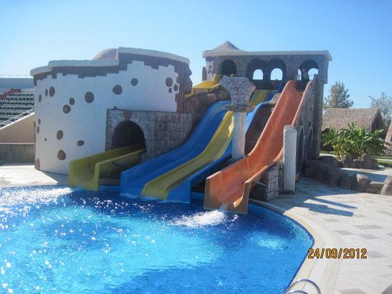 Club Calimera Serra Palace: Su kaydiragi