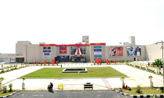Aurangabad, India: Prozone Mall-a family dhamaal zone