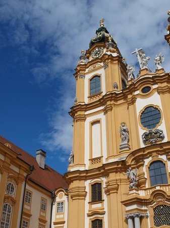 Wachau Valley: A guided tour included in abbey...v ornate inside & out