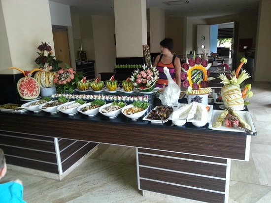 Grand Prestige Hotel & Spa : Dining