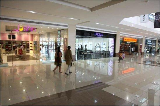 mall rent prozone shop