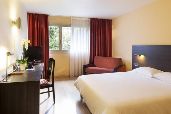 Hotel Oceania Quimper : chambre confort double