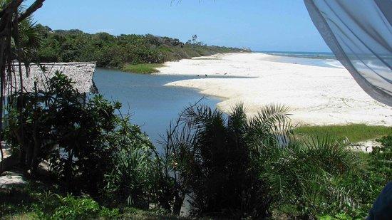 Ras Kutani: Laguna