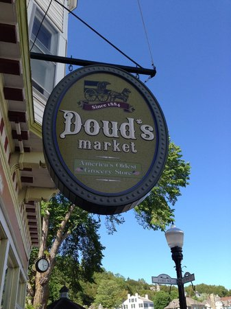Doud's Market: Oldest Market in America