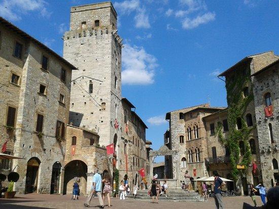 Hotel Ristorante da Graziano: centro