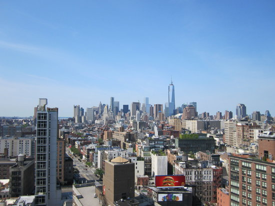 The Standard, East Village: The view from the Penthouse