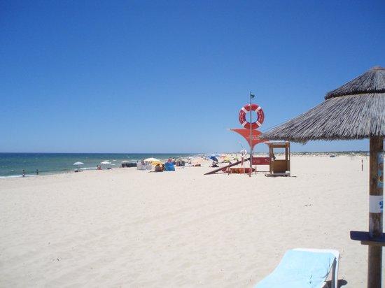 Vila Gale Tavira: Ilha de Tavira - Praia