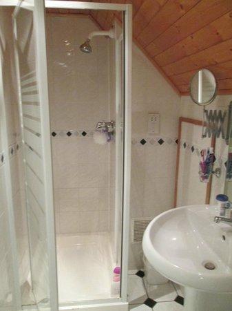 Adria Hotel: bagno