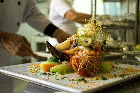Terraza de Palermo Restaurant: Lobster specials Villas de Palermo