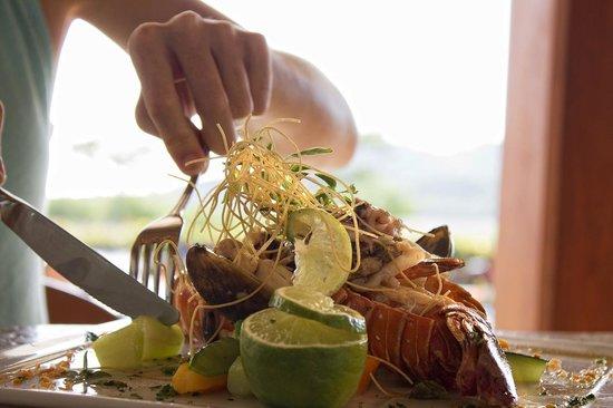 Terraza de Palermo Restaurant: Lobster specials at Villas de Palermo