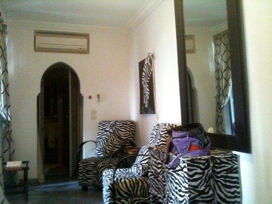Riad Mirage: alle kamers een eigen thema, dit is kenia