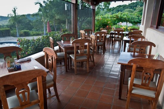 Terraza de Palermo Restaurant: Terrace & Outdoor seating at Villas de Palermo
