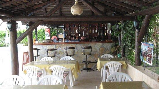 Seastar Aparthotel: the bar