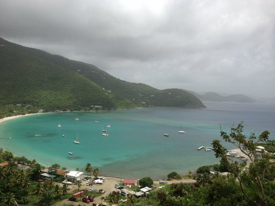 """Carrie""""s Comfort Inn: View from our balcony"""
