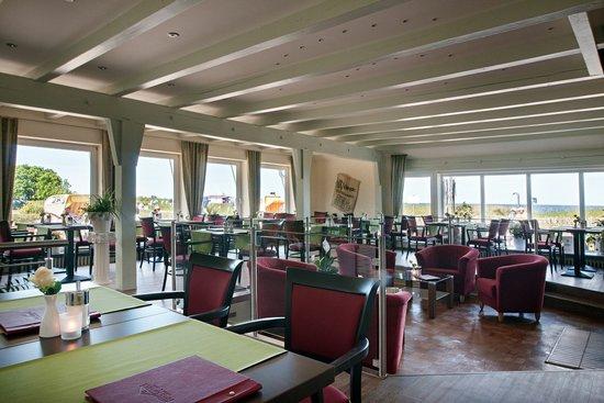 Hotel Haus am Meer: Das Café
