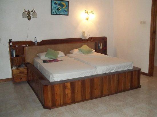 Lazare Picault Hotel: superior room
