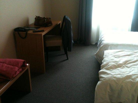 Hotel Sigulda: room