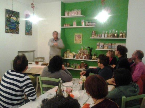 Wild Food Ristorante Natura: Naturopatia e cucina naturale