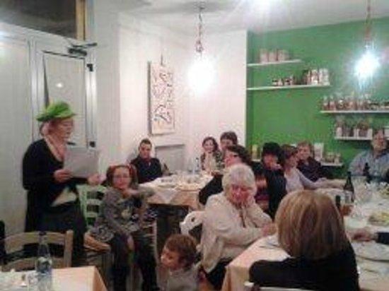 """Wild Food Ristorante Natura: Incontro """"Poesia, Musica e Cucina Naturale"""""""