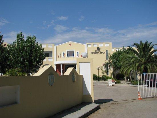 Niforeika Beach: hotel