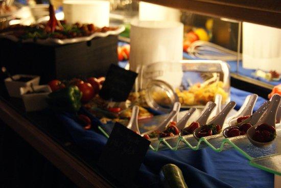 Kinderhotel Oberjoch: Excellent all-inclusive buffet