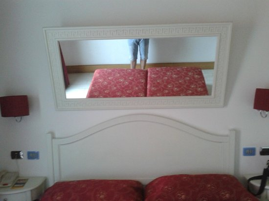 Hotel Fiera di Brescia: Camera
