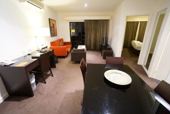Adina Apartment Hotel Perth, Barrack Plaza : Room