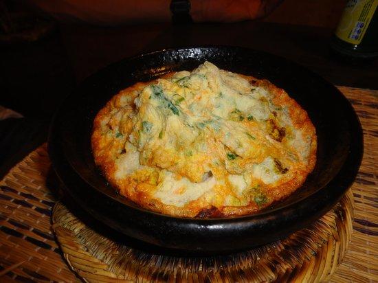 RESTAURANT DOUYRIA: omelette
