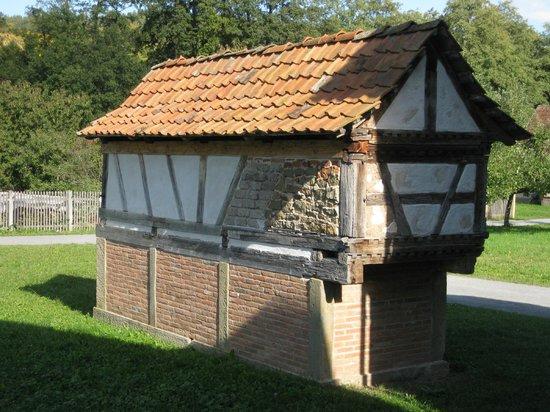 Frankisches Freilandmuseum Fladungen (open air museum): Museumshaus