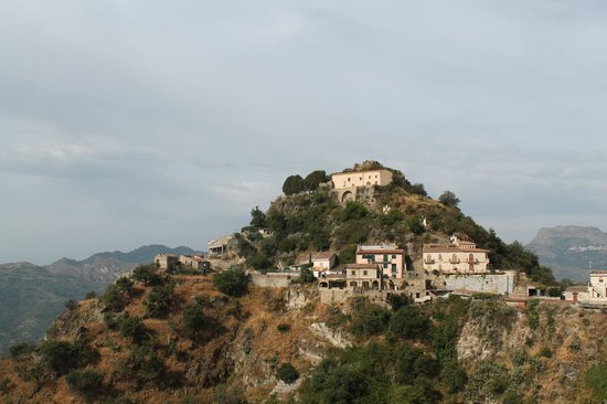 Borgo San Rocco Resort: view from terrace